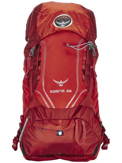 Osprey Kestrel 28 Plecak Mężczyźni czerwony